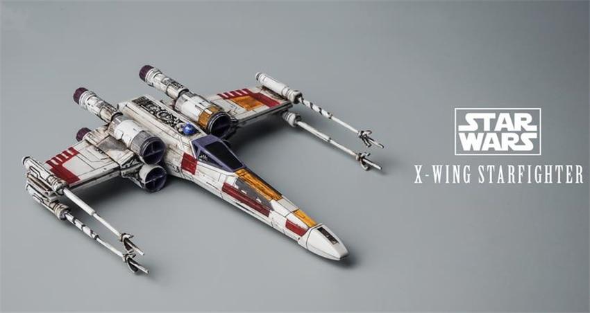 Free Shipping 3D Model Bandai Star War VM 01 Vehicle Model