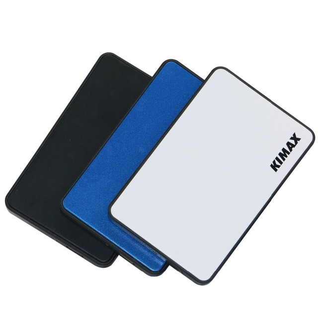 2.5 Inch HDD Case Sata to USB 3.0 Hard Drive Disk External Storage Box housse disque dur externe 2.5HDD Enclosure