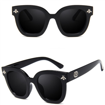 цена ASOUZ 2019 new fashion ladies sunglasses retro cat eyes men's square glasses classic design luxury brand driving UV400 goggles онлайн в 2017 году