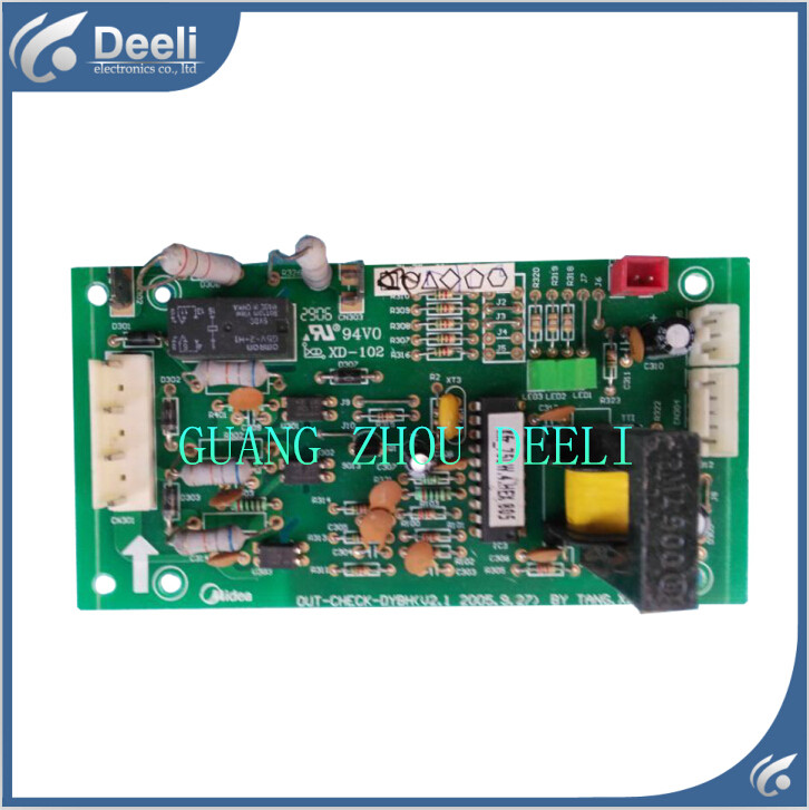 95% new good working for KFR-120LW/ESD OUT-CHECK air conditioning air motherboard pc board control board 95% new for air conditioning computer board circuit board kfr 120lw sy sa out check dybh v2 1 good working