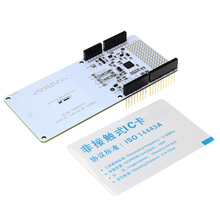 Smart Electronics RFID NFC PN532 Shield IC Card Expansion Boards with White Card