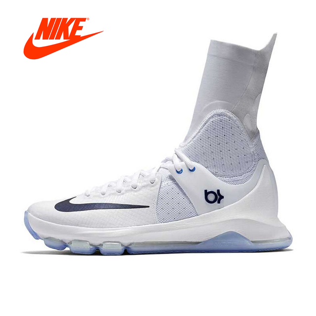 Original New Arrival NIKE KD8 Elite EP Home High Men's Top Cool Basketball  Shoes Sport Sneakers