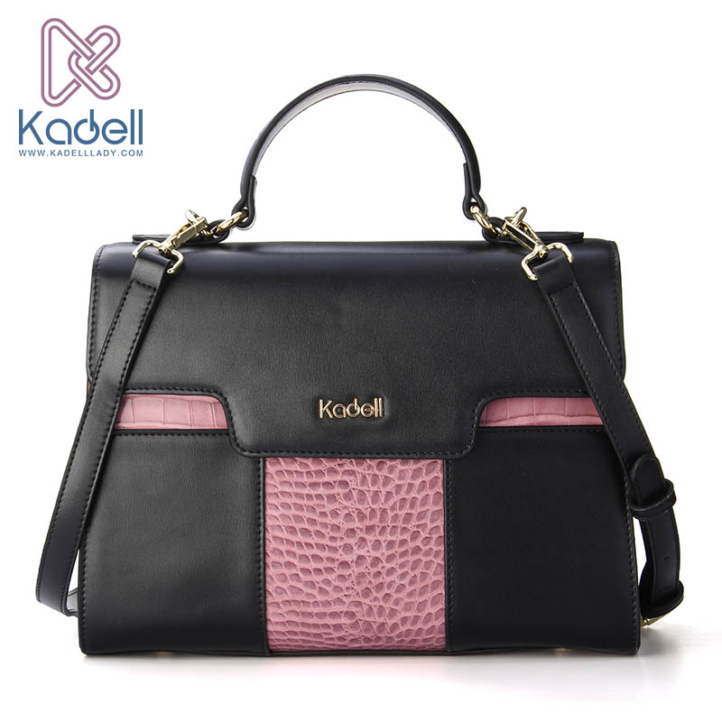 Kadell Spring New Designer Handbags High Quality Women Leather Shoulder Bag Luxu
