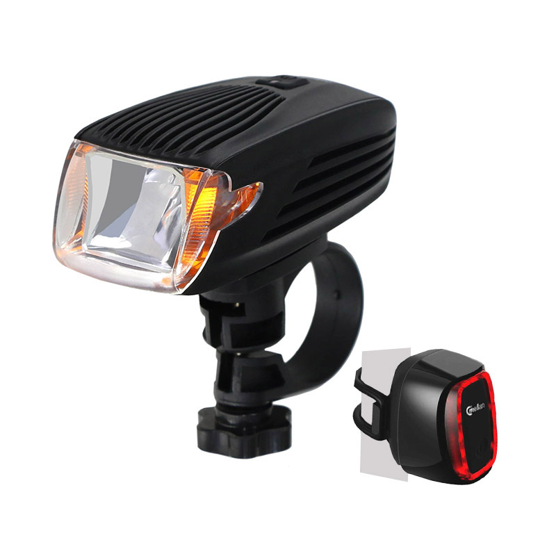 Meilan X6 led USB Smart Bicycle Light Automatic manual mode Bike Front Light Rechargeable Tail Lamp 16 LED Bike Led lights