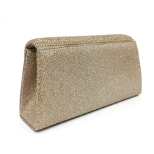 Shiny Wedding Evening Bag With Chain