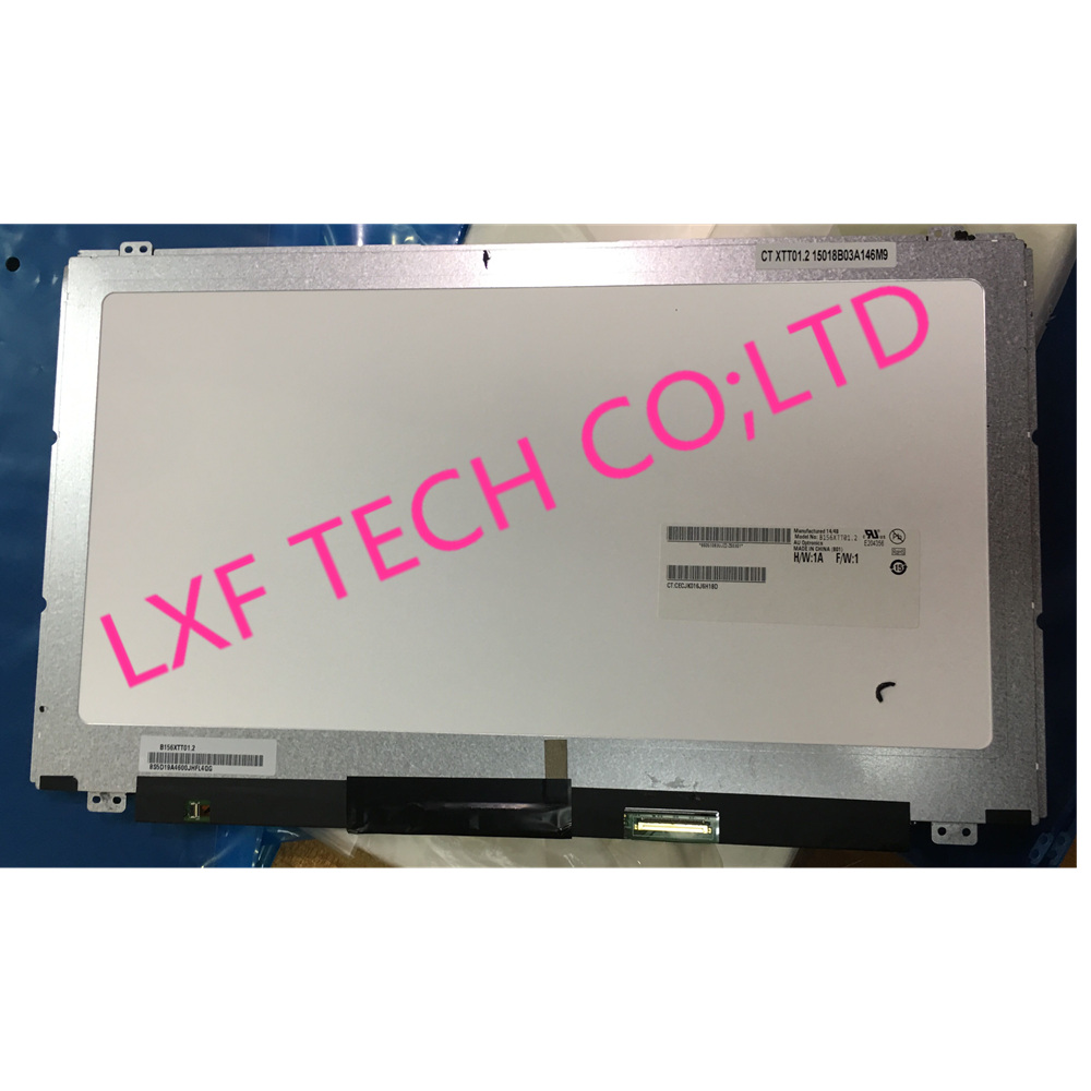 ФОТО 15.6'' Laptop lcd Touch screen B156XTT01.2 for HP Touchsmart 15R 15-R LED LCD Screen Assembly HD