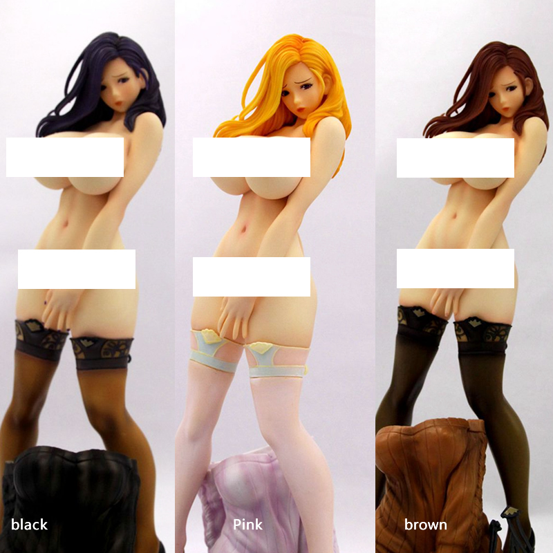 1/6 Scale Japan Anime Daiki Kogyo Oda non Illustration 3 Styles Sexy Resin GK model Naked figure Collection anime figures все цены