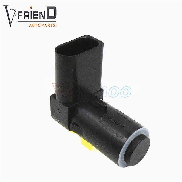 Front Rear PDC Parking Sensor 3U0919275C Ultraschall Einparkhilfe For Skoda Superb 2002-2008 3U0919275 A B C