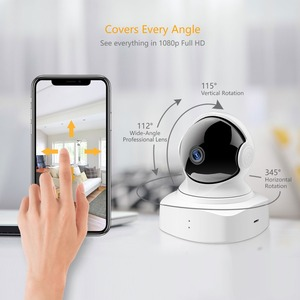 Image 3 - YI Cloud Home Camera 1080P HD Wireless IP Security Camera Pan/Tilt/Zoom Indoor Surveillance System Night Vision Motion Detection
