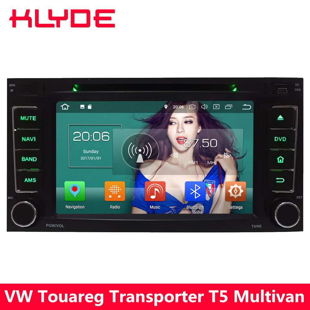 KLYDE 4G Android 8 0 Octa Core 4GB RAM 32GB ROM Car DVD font b Multimedia