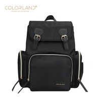 Colorland Distribution Wholesale Wind New Fashion Multifunctional Large Capacity Mommy Pack Shoulder Bag Mother Baby