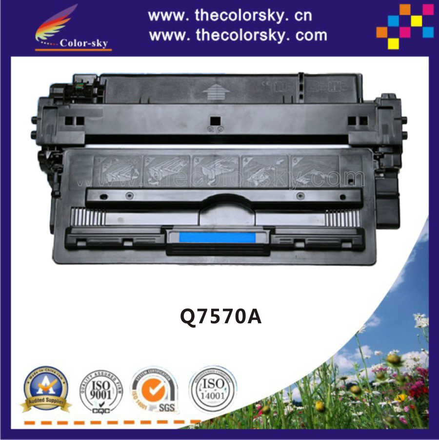 Cost of color printing at fedex -  Cs H7570a Toner Laser Cartridge For Hp Q7570a 7570a Q7570 70a 70 M