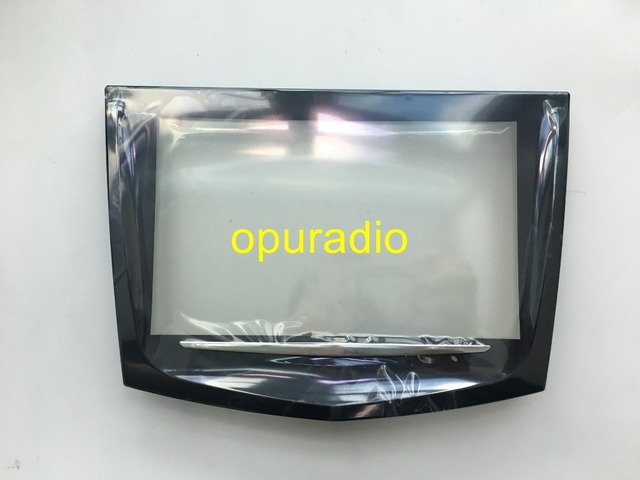 100%Brand new touch Digitizer for OEM Cadillac ats CTS SRX XTS cue dvd-gps-navigation Cadillac sense touch screen tablet display