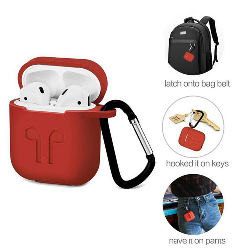 Soft Silicone Case For Airpods For Air Pods Shockproof