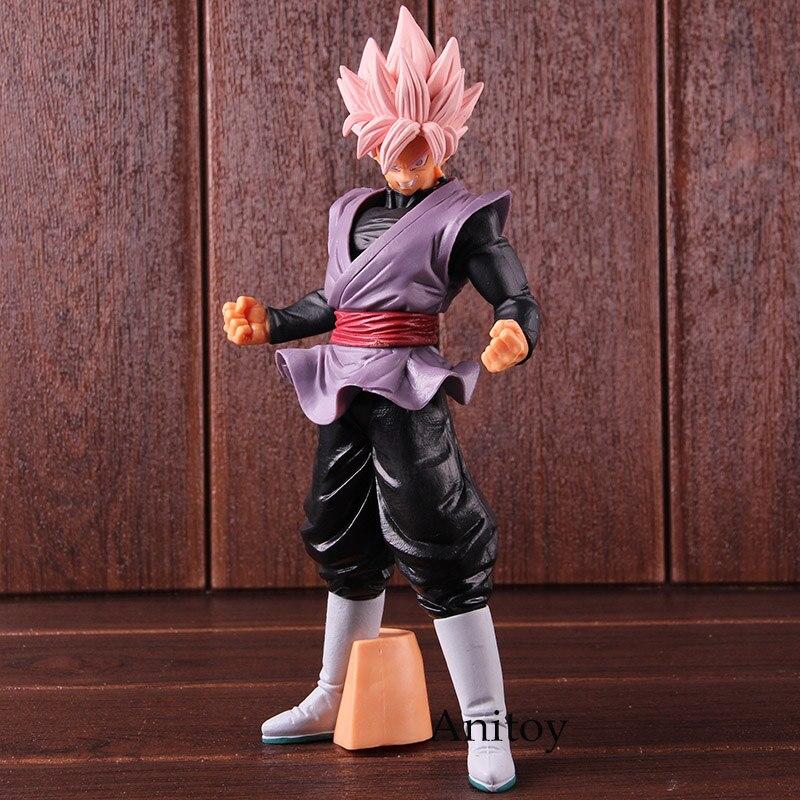 Ichiban Kuji Dragon Ball Super Zamasu Super Saiyan Rose Goku Black Action Figure PVC Collectible Model Toy 1