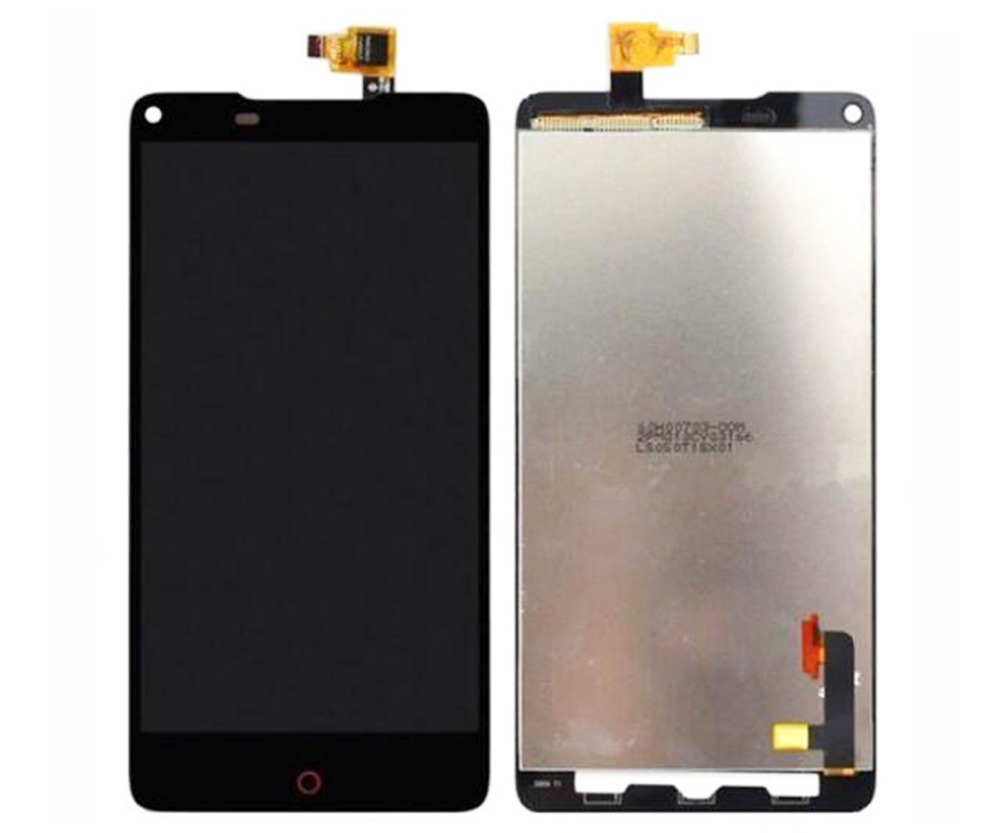 ACKOOLLA Mobile Phone LCDs For ZTE Nubia Z5S NX503A Accessories Parts Mobile Phone LCDs Touch Screen Accessories Parts