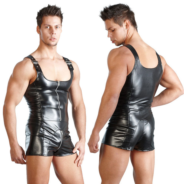 Pvc mens fetish