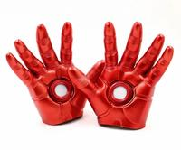 Avengers 4 Endgame Iron Man glove Tony Stark cosplay props accessory halloween toys Glowing gloves