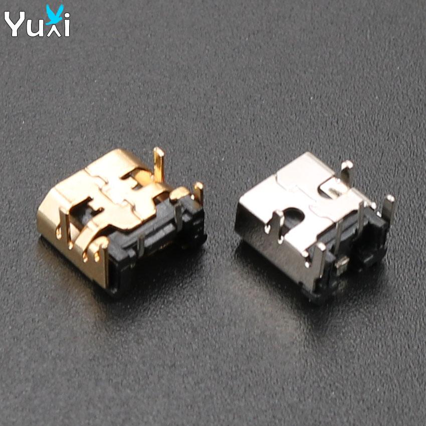 Замена YuXi для Nintendo DS Lite, зарядный порт, деталь для ремонта соединителя для гнезда зарядного устройства NDSL