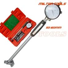 50-160 мм Манометр с циферблатом и кольцевым циферблатом микрометр измерительные инструменты