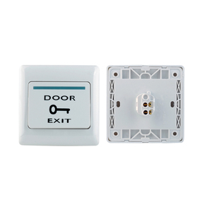 Image 5 - Hot sale completed door access control system kit V2000 C+ electric drop bolt lock+power supply+exit button+10pcs ID key cards