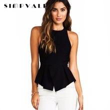 2017 New Women Backless Camis T Shirts Fashion Hollow Short T shirt City Lady Summer T-Shrits
