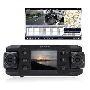 Image 3 - Podofo dvr видеорегистратор с двумя объективами Автомобильный видеорегистратор с GPS X8000 видеорегистратор видеокамера Full HD 1080P регистратор dashcam Автомобильные видеорегистраторы