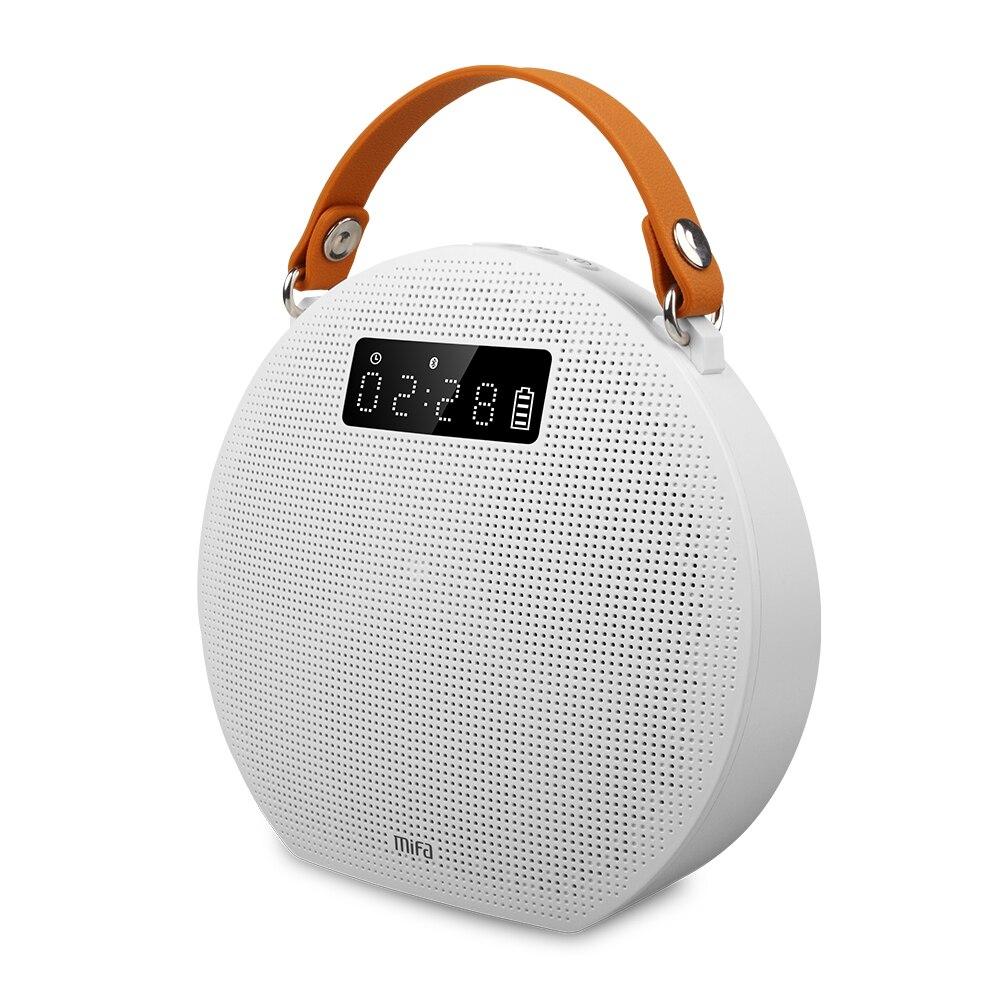 Mifa M9 Portable Bluetooth Stéréo Haut-Parleur 4.0 avec la Banque D'alimentation et LED Affichage Home Cinéma Parti Haut-Parleur Son Système 3D stéréo