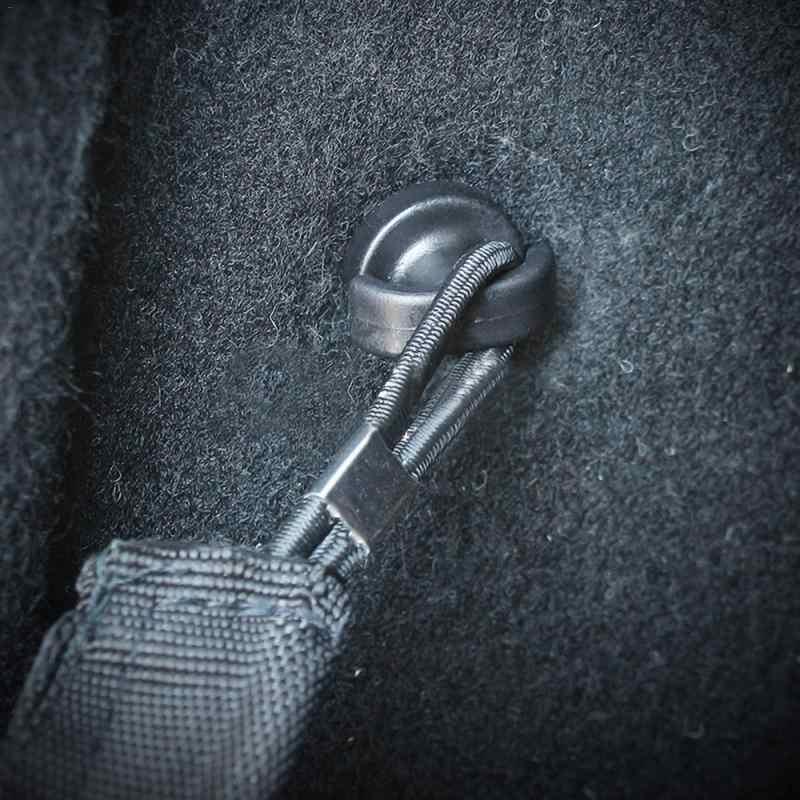 Cierre de Clip de red de almacenamiento de guante de maletero trasero para volkswagen golf 4 ford focus 3 toyota auris seat exeo bmw e46 audi A1 A2