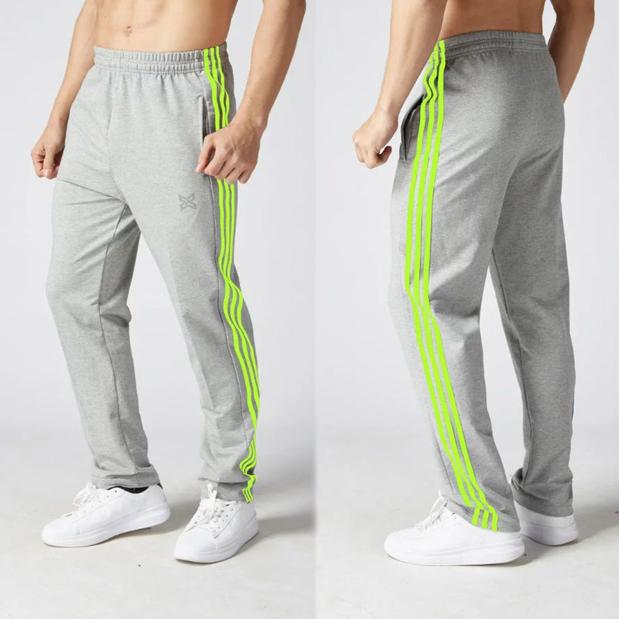 Trousers Leggings Football-Training-Suit Sweatpants Running Men Bottoming Men's New