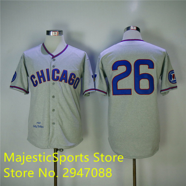 billy williams jersey