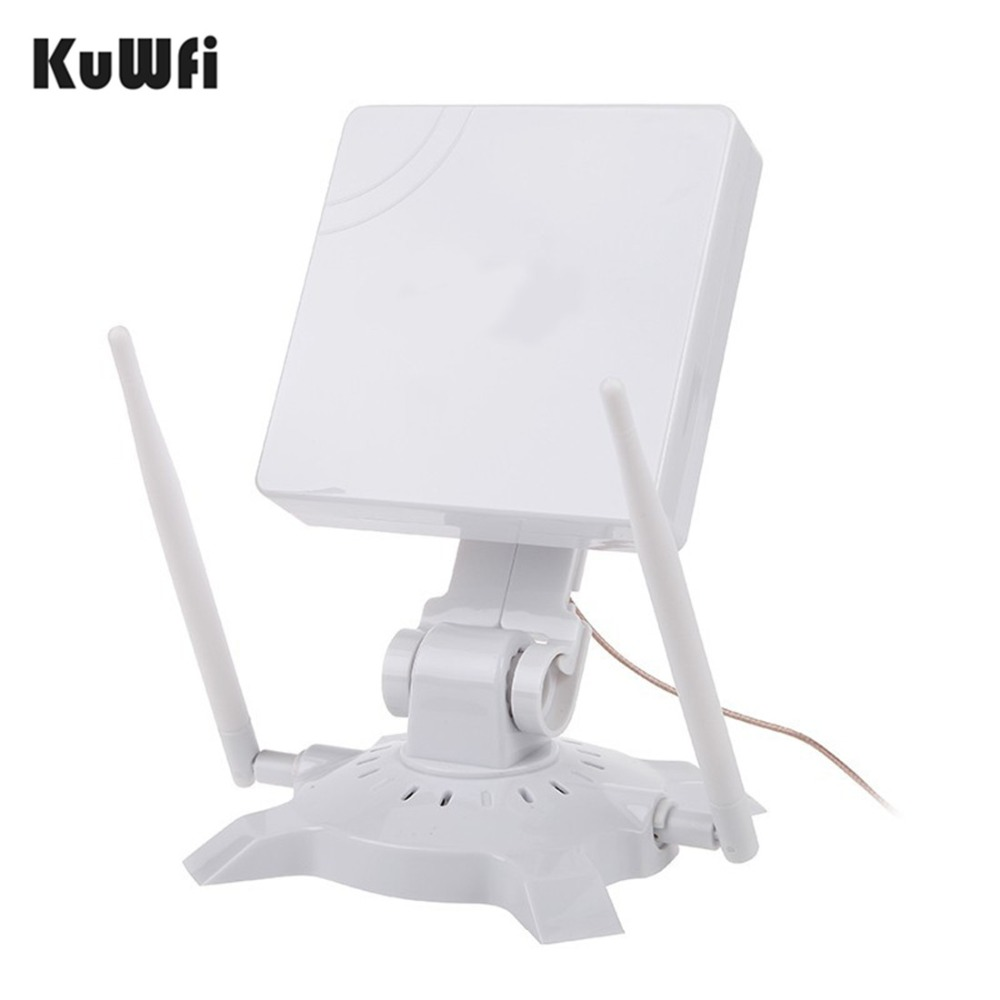 KuwFI High Power Wifi Network Card 150Mbps Indoor Wifi USB Adapter USB Wifi Adapter Wireless With 14dBi