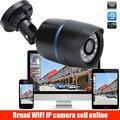 Супер Звездный уровень ip-камера H.265 H.264 2.0MP 1080P Sony IMX307 Низкое освещение CCTV камера видеонаблюдения
