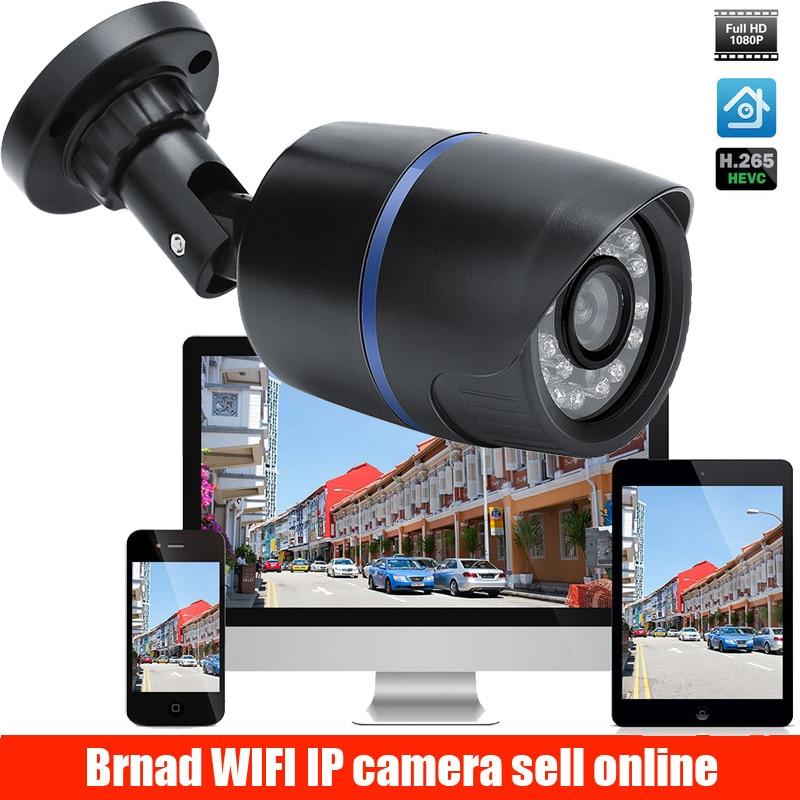 Wide Angle 2.8mm Outdoor IP Camera PoE 1080P 960P 720P Metal Case ONVIF Security Waterproof IP Camera CCTV RTSP XMEYE