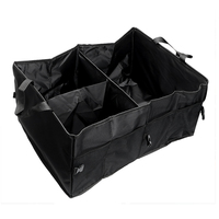 Foldable Auto Trunk Storage Bag Car Back Seat Organizer Stowing Tidying Universal Holder Interior Accessories Car