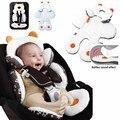 Assento de Carro Do bebê Carrinho De Bebê Carrinho de Bebé Segurança Macio E Confortável 55*50 cm Infantil Assento de Carro Do Bebê Carrinho De Criança Dual-usado Almofada Almofada de Carro Do bebê