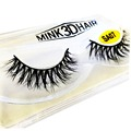 Factory wholesale false eyelashes private label mink eyelashes
