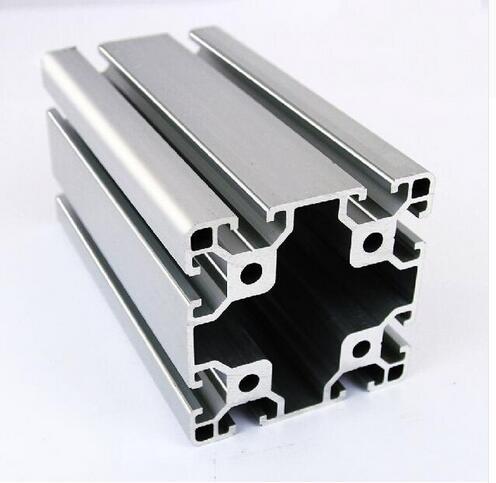 8080 aluminium profil d'extrusion 3D Imprimante V slot rail CNC bâtiment open source