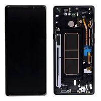 Для samsung Galaxy Note 8 N950 N950F ЖК дисплей сенсорный экран + рамка