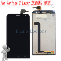 5 0 Inch Full LCD DIsplay Touch Screen Digitizer Assembly For Asus Zenfone 2 Laser ZE500KG
