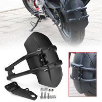 Motorcycle Fender Rear Cover Motorcycle Back Mudguard Splash Guard For for Honda NC700/NC750D/CB1300/CB400