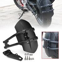 Motorcycle Fender Rear Cover Motorcycle Back Mudguard Splash Guard For for Kawasaki BMW Suzuki Yamaha Honda Universal