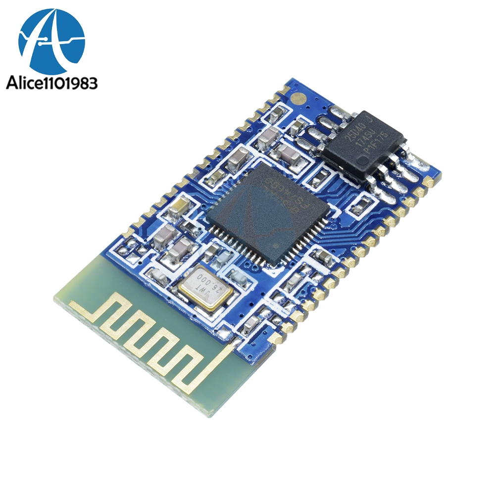 Bluetooth Stereo Audio Module Transmission <font><b>BK8000L</b></font> AT Commands SPP Bluetooth Speaker Amplifier DIY Electronic Board image