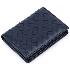New Arrivals Premium Hand Made Soft Sheep Skin Knitting Card Wallets 2019 Brand Genuine Leather Brand Business Card Holders(China)