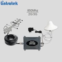Lintratek Celular Signal Booster 850Mhz Amplificador 2g 3g Cellphone Signal Repeater Gsm Umts Cdma 850 Amplifier