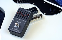 Joyo JF 11 6 Band EQ Guitar Effect Pedal With Free Pedal Case