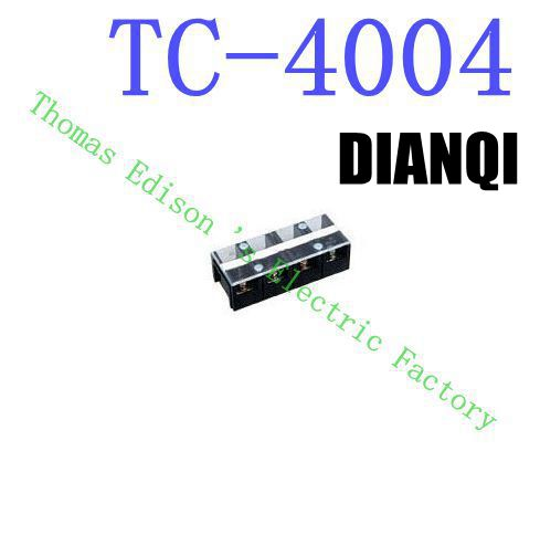 TC 4004 Fixed High Current Terminal Terminal Connector Cable Connector Wire Connector Splice 10PCS Pack