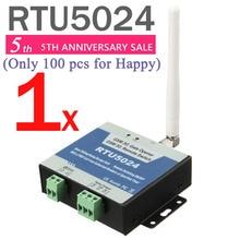 RTU5024 GSM ворот реле дистанционного управления доступом по бесплатному вызову iphone и android app поддержка