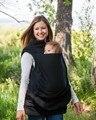 Maternity Kangaroo Pet Hoodie pouch winter sleeveless sweater vest Baby Carrier Jacket Kangaroo Maternity Outerwear Coat Sale468