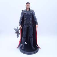 Marvel Avengers Thor with Stormbreaker PVC Action Figure Collectible Model Toy